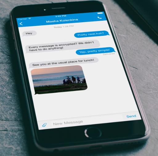 Signal Secure Messenger App